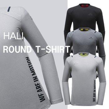 [신세계백화점][19FW] 할리 남성 라운드 티셔츠, 등산티셔츠, 기능성 티셔츠, 신축성 좋음 / DMW19237 (3COLOR)