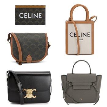 [셀린느(CELINE)]셀린느 신상外 가방/지갑 택1 (벨트백/베사체백)