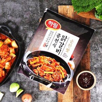 [하림] 춘천식 닭갈비(순한맛) (500g)