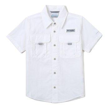 [신세계백화점][21S/S] (XB7031 100) 아동 바하마™ 숏 슬리브 셔츠