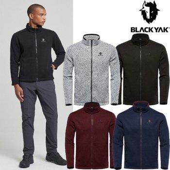 [블랙야크][블랙야크] 남성 여성 스웨터 내피형 플리스자켓 B컴포트플리스자켓