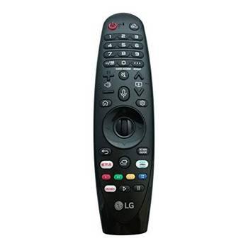 [해외] [Replacement TV Remote Control Controller for LG 82UN8570PUC 86UN8570PUC 4K Smart UHD TV 2020]