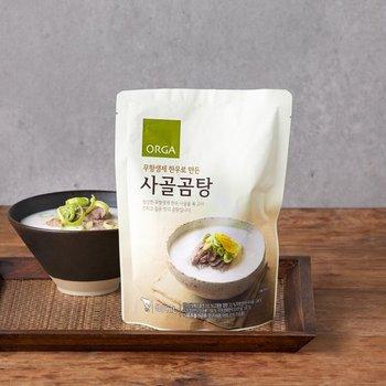 [올가홀푸드]식품모음(사골곰탕/튀밥/주먹밥재료)