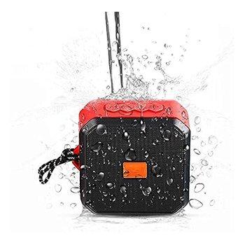 [해외] [-Tek Styz IPX7 Speaker Works for ZTE Blade Vantage with 13H Waterproof Playtime, Indoor, Outd (RED)]