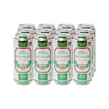 맥주맛 비알콜 음료 / 웨팅어 프라이 500ml캔 (500ml Ⅹ 12캔)