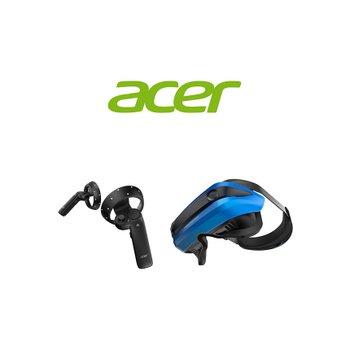 [해외]Acer AH101 윈도우 MR VR 헤드셋 (Acer AH101 Mixed Reality HMD VR Headset) + 모션 컨트롤러