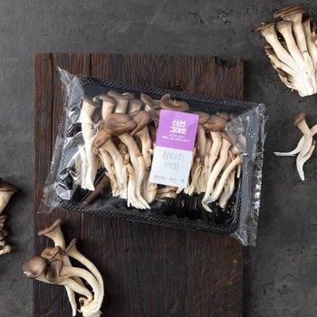 채소모음(참타리/참송이/표고버섯)