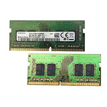 [해외] [SAMSUNG 16GB 2X8GB DDR4 PC421300 2666MHZ 260PIN Memory KIT M471A1K43CB1CTD]