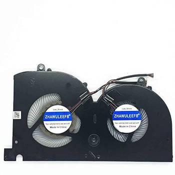[해외] [Leestore Replacement New GPU Cooling Fan for MSI GS75 P75 MS17G1 MS17G2 Series BS5005HSU3J 17G1GCW 1]