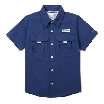 [신세계백화점][21S/S] (XB7031 469) 아동 바하마™ 숏 슬리브 셔츠