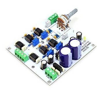 [해외] [HIFI Preamplifier Board MBL6010 base on MBL6010D Preamp assembled board with ALPS]