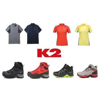 [케이투(K2)][K2] 케이투 남여 티셔츠 및 등산화 특가할인모음전