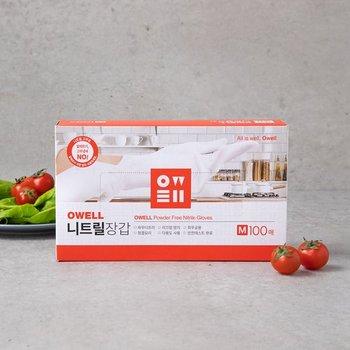 [오웰]★일회용 장갑/고무장갑/롤백/크린백 10%할인